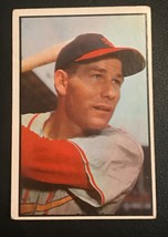 1953 Bowman Color Baseball Card # 85 Solly Hemus - $8.86