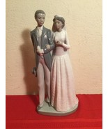 Lladro Figurine Wedding Bride And Groom  DAİSA 1985 - $120.00