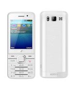 servo v9500 4 sim cards white camera gprs bluetooth russian keyboard cel... - $49.95