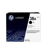 HP HP 38A, (Q1338A) Black Original LaserJet Toner Cartridge - $200.25
