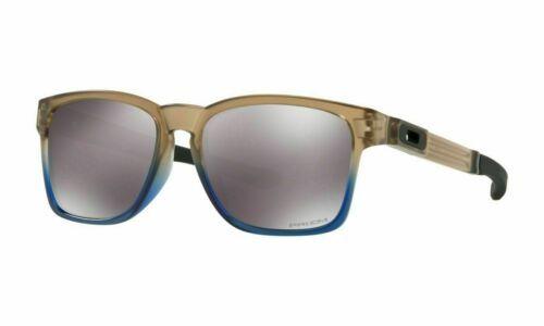 Authentic Oakley CATALYST Navy Mist Prizm Black Iridium Sunglasses OO9272-2755