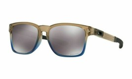 Authentic Oakley CATALYST Navy Mist Prizm Black Iridium Sunglasses OO927... - $69.29