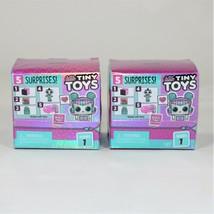 LOL Surprise! Tiny Toys Build Tiny Glamper Piece #9 & #10, Lot of 2  - $10.00