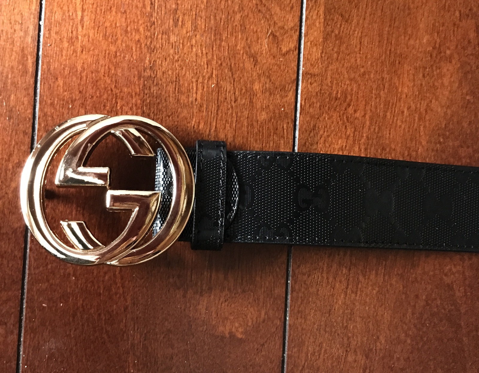 61b9bdba7e4 Gold Buckle Gucci Men Belt and 50 similar items. Img 3149