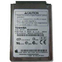 """Toshiba Mk4006gah 40gb Udma 100 4200rpm 2mb 1.8"""" Mini Hard Drive - $20.74"""