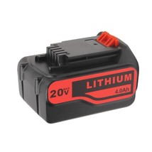 1 x 20V 4000MAH Lithium-Ion Battery for Black & Decker 20 Volt LB20 LBX2... - $35.00