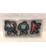 Undead Fred zombie cookie cutters set of 3 new in package Halloween - $5.00