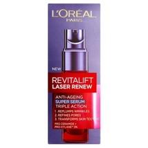 L'Oreal Paris Revitalift Laser Renew Anti Ageing Serum 30ml - $79.04