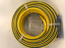 Jakson - Site Safe High Visibility Hose 50-ft x 5/8-in - Yellow - $39.55