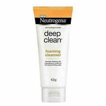 Neutrogena Deep Clean Foaming Cleanser For Normal To Oily Skin, 100g 4307 - $17.88+