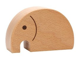 Elephant Shape Music Box, Gift for Christmas or Birthday, Plays Castle in the Sk - £25.65 GBP