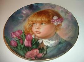 1988 Julia by Maurizio Goracci Plate Artaffects Reflections of Youth - $14.99