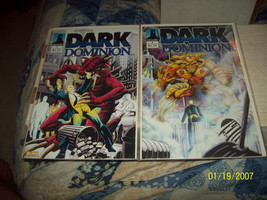 DARK DOMINION #1 & 2 - $5.00