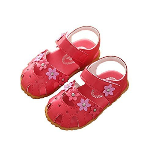 Baby Shoes Hollow Shoes Sandals Summer New Girls Sandals Korean Princess