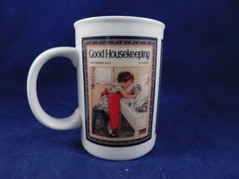 Good Housekeeping 1930s November Magazine Cover Coffee Cup Mug Collectible - $5.87