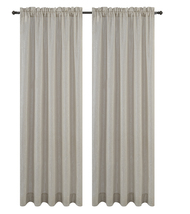 Urbanest Cosmo Set of 2 Sheer Curtain Panels image 7