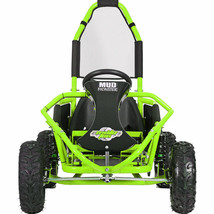 MotoTec Mud Monster 98cc 4-Stroke Kids Off the Road Go Kart Age 13+ Up to 25 MPH image 9