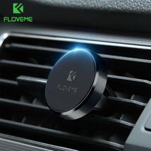 Universal Magnetic Car Phone Holder Magnet Sticker Stand Mount Car Holder - $3.59