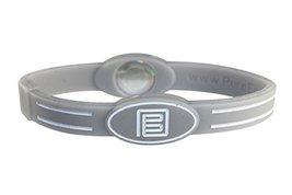 Pure Energy Band - Original Flex (Small, Grey/White) - $29.35