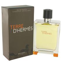 Hermes Terre D'Hermes Cologne 6.7 Oz Eau De Toilette Spray image 2