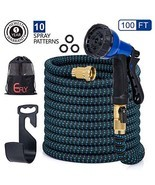 Efly 2019 New Expandable Garden Hose 100 FT, Water Hose with Double Latex Core/D - $38.14