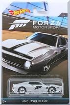Hot Wheels - AMC Javelin AMX: '17 Forza Motorsport #6/6 *Gray Edition / ... - $3.50