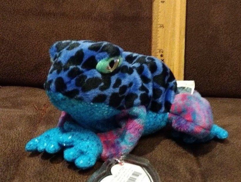 ca36053b66c Ty Beanie Baby Dart - MWMT (Frog 2001) and 50 similar items