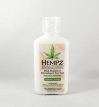 NEW HEMPZ Herbal Body Moisturizer  - Pink Pomelo & Himalayan Sea Salt 2.... - $7.77+