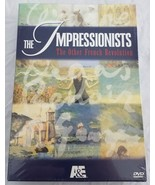 Impressionists The Other French Revolution DVD 2001 2 Disc Set New In Box - $55.99