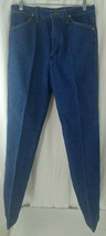 Wrangler 936DEN Denim Jeans Nice Tag Size 32 x 32 Cowboy  - $19.79