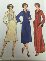 Vogue Sewing Pattern 9364 Misses Dress Vintage Retro 1970s Style Uncut S... - $12.74