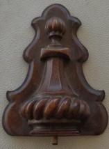 Wonderful Molded Resin Trim Piece - Finished Like Dark Wood - VGC - NICE... - $14.84