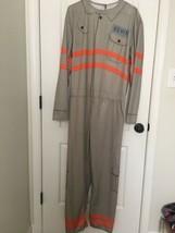 RUBIES Ghostbusters KEVIN Halloween Costume Men's JumpSuit MultiColor  - $113.28