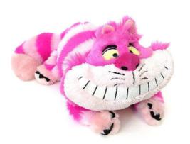 "Disney Rare Cheshire Cat VERY LARGE 20"" plush toy Disney Store Exclusive... - $29.65"
