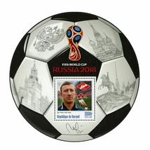 Burundi FIFA World Cup Russia 2018 Soccer Player Igor Netto Sport Souven... - $16.32