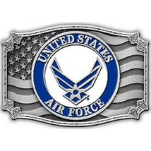 United States American USAF SYMBOL Military Belt Buckle - $18.80