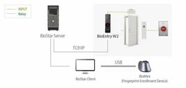 Suprema BioEntry W2 Biometric Fingerprint Access ControlTimeAttendance13.56MHz image 2