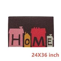 [Black Friday] CherryX Welcome Door Mat 24X36 inch Rugs Easy Remain Dirt... - $26.96