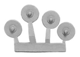 Xyston 15mm: Psiloi Shields (24)