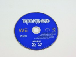 Rock Band (Nintendo Wii, 2008) DISC ONLY - $10.39