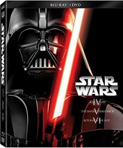 Star Wars: Trilogy - Episodes IV-VI 4-6 [Blu-ray+DVD]