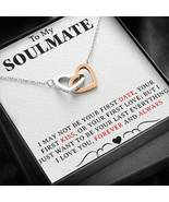 To My Future Wife Necklace, Necklaces for Wife from Husband Birthday Gift - $37.99