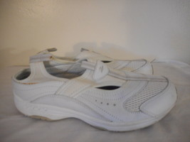 Easy Spirit Treasured Sz 9.5 Womens White slip on Athletic Shoes Sneakers - $52.45 CAD
