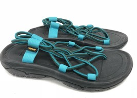 Teva Womens Hurricane XLT Infinity Slip On Outdoor Sandals Arctic Forest... - $59.99