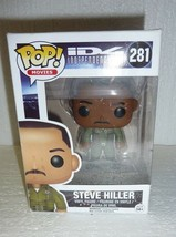 Funko Pop Movies Independence Day Steve Hiller Vinyl Figure #281 New - $12.59