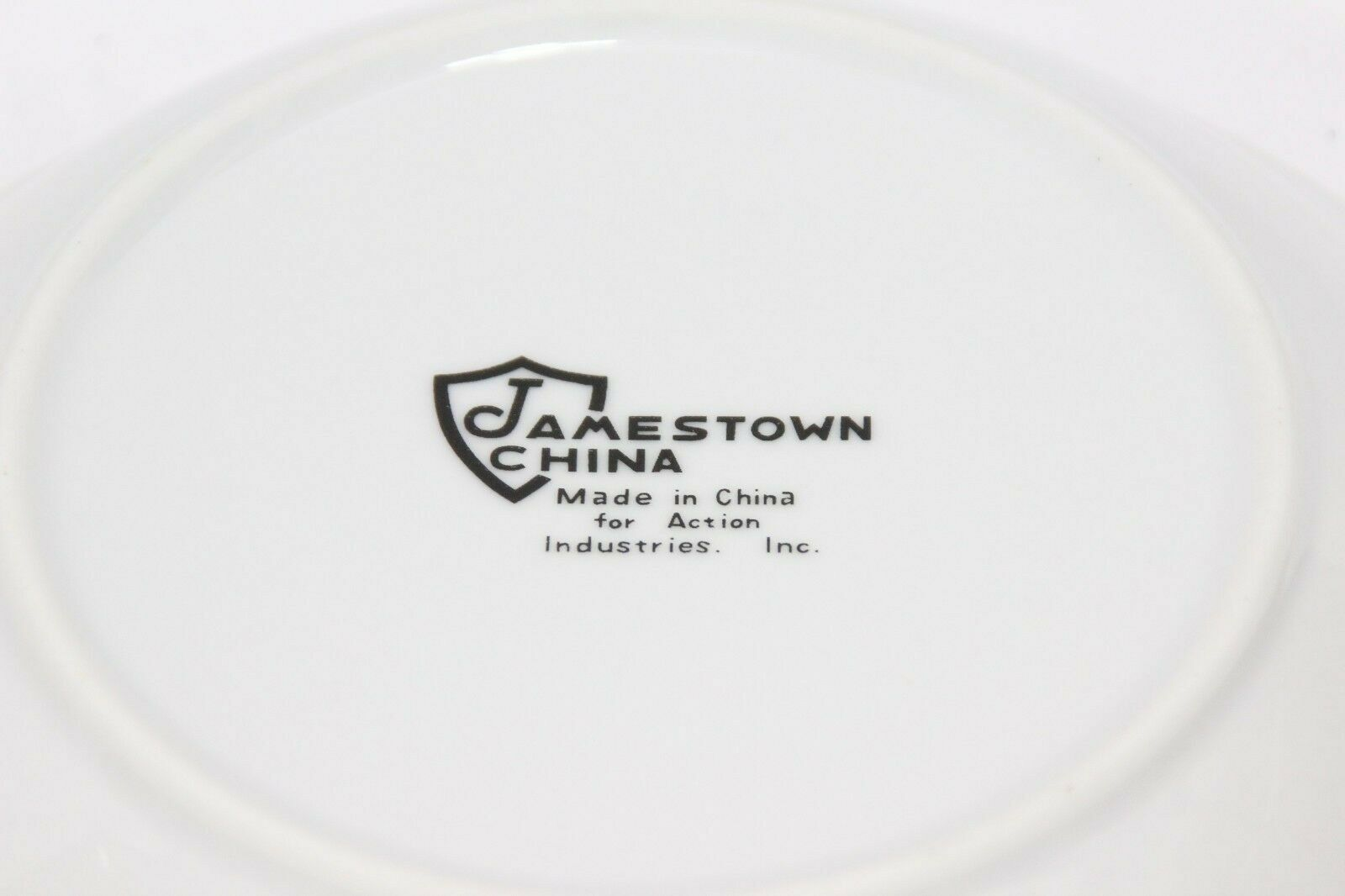 Jamestown Xmas Treasure Bowls Cups Saucers Lot of 12 image 12