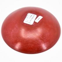 Vaneal Group Hand Carved Kisii Soapstone Red Hippo Trinket Bowl Dish Kenya image 2