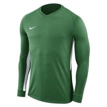 Nike Men's Tiempo Premier LS Jersey, Men, Tiempo Premier LS, pine green/... - $55.00