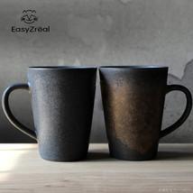EasyZreal Chinese craftsmen handmade ceramic coffee Mug - $40.95