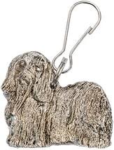 Havanese British Art Dog zip pull collection - $28.00